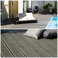 Wood Outdoor Decking Manufactures