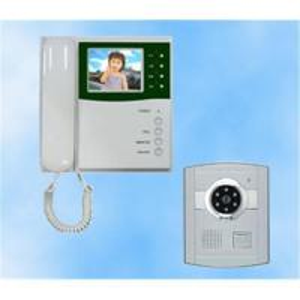 Color Video door phone for villa Manufactures