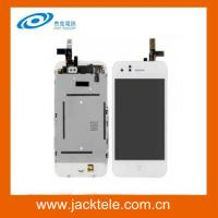 China LCD Screen with Digitizer for iphone 3GS on sale