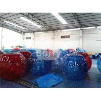 China 100% TPU Human 1.5m Body Inflatable Bumper Ball Durable For Kids / Adults on sale