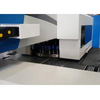 Closed Type 30 Ton CNC Punch Press Machine For Sheet Metal Processing Manufactures