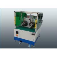 China Auto Double-station Horizontal Stator Winding Machine For Copper Wire SMT-WR100 on sale