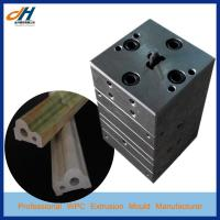 PVC Plastic Extrusion Mold for Artificial Marble Cornice Moulding Manufactures