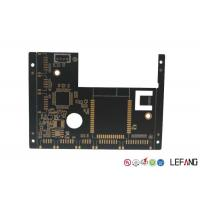2 Layers Through Hole Pcb , Copper Pcb Board Consumer Electronics Terminals Manufactures