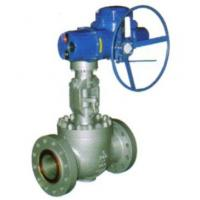 2 Inch Orbit Trunnion Ball Valve Carbon Steel Stainless Steel Material Manufactures