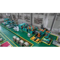 China TX1400 High Quality High Speed Automatic Rotary Shear Cut To Length Line on sale