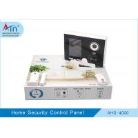CE Wireless Alarm Control Panel For Protect You Beloved Family And Property Manufactures