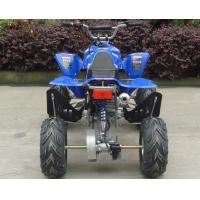 Electric Start Racing 4 Wheelers Youth 110cc Atv With Front Double A - Arm Manufactures
