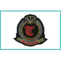 Quality Number embroidery patch for sale