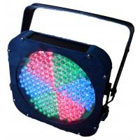 Red Green Blue Flat LED Par Can Lights Slim DMX Dj Par 64  for Concert / Theatre Manufactures