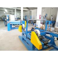 China 1- 4 Cores Cable Manufacturing Machine , PVC Cable Extrusion Line on sale