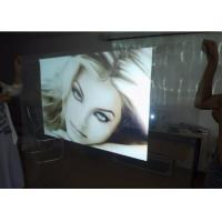 Rear Holographic Projection Film 171*128mm Viewing Area 4.0 - 5.0 Gain Manufactures