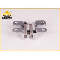 Itatly Type Folding Door Hardware 180 Degree Hidden Door Hinges Of Zinc Alloy Manufactures