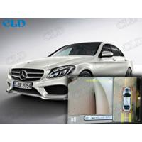 Quality Wide Angle Dvr Car Parking Cameras System High Resolution Ccd Waterproof for Benz C for sale