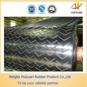 One Year Warranty Chevron/Pattern Conveyor Belt (EP100-EP500) Manufactures