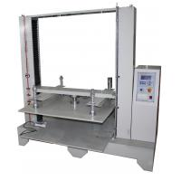 Quality Package Box Compression Testing Equipment with AC Servo Motor for sale