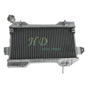 SUZUKI  4 Row Raditor LTR450 LT450R  06 07 08 09 sliver Color Aluminum Material Manufactures