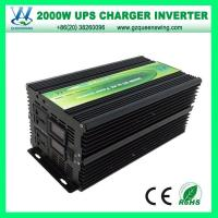 CE Certified 2000W Modified Power Inverter with Charger (QW-2000WUPS) Manufactures