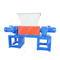 Widely used, different material process, Waste Wood Pallet, Metal, Carboard Paper, Bucket Plastic Double Shaft Shredder Manufactures