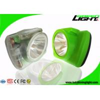 Super Light Cordless Mining Lights 13000lux With Adjustble Stainness Steel Clip Manufactures