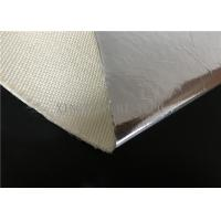 Thermal Insulation Fire Resistant High Silica Fabric Aluminum Foil Coated Manufactures