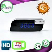 30fps Ep701 Multi - Function Spy Wifi Camera Clock With H.264 Dual Stream Manufactures