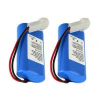 2200mAh Rechargeable Battery Pack 7.4V For Medical / Track / Shaver , CE UL Approved Manufactures