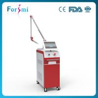 Portable Q Switched Nd Yag Laser tattoo removal beauty equipments manufacturer price Manufactures