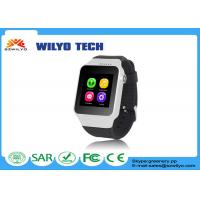 China WS39 Wrist Watch Cell Phone , Mobile Phone In Wrist Watch Android Java Gsm Wechat Mp4 Alarm on sale