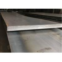 Pre Painted Hot Rolled Mild Steel Plate , 65MN Stainless Steel Sheet Metal Manufactures