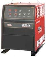 LINCOLN MIG/MAG WELDING MACHINEPOWERPLUS™ II 650 Manufactures