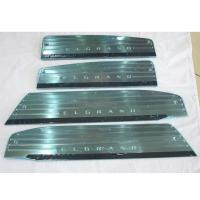 China Stainless Steel LED Door Sill Scuff Plate on sale