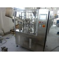 High Precision Filling Volume Automatic Sealing Machine 316 Stainless Steel Manufactures