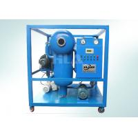 4000 L/hour Power Transformer Oil Purifier Machine Electric Oil Filtering Equipment Manufactures