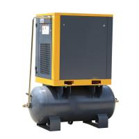 Nice Quality Stable Cordless 300L tank Compact Electric Rotary 7.5kw10HP Screw Air Manufactures
