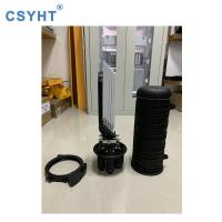 144 fibers mechanical sealing ftth fiber optic joint splice closure with IP68 dome splice enclosure Manufactures