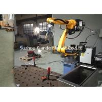China Automatic copper Welding robot arm/robotic welding machine tig mig welding on sale
