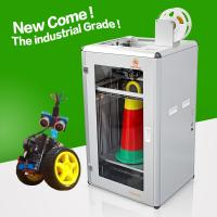 China PLA ABS large 3d printer home 3M gear belt high stability rapid 3d printing on sale