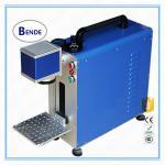 Desktop mini metal laser engraving machine,fiber laser engraving machine Manufactures