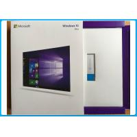 New Sealed Microsoft Windows 10 Pro Software 64 Bit DVD with Product Key 3.0 usb Manufactures