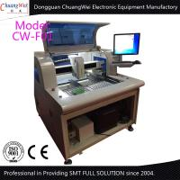 Stand Alone Manual Loading PCB Router Machine , Resolution ±0.01mm for sale