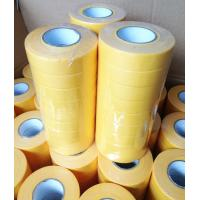 Small paper core crepe paper backing material masking tape for painting industry Manufactures