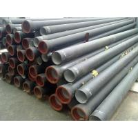 Galvanized Black Steel Ductile Iron Pipe DN80mm - DN1200mm in Plumbing Manufactures