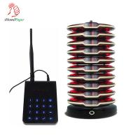 Catering equipment good design wireless waiter calling Manufactures