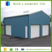 Prefab Workshop Building Warehouse Steel Frame Structure Manufacturing Suppliers Manufactures