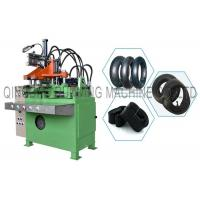 Pneumatic Inner Tube Joint Machine 2 - 8mm Flat Thickness Of Double Layers, Inner Tube Jointing Manufactures