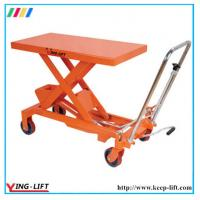 China Widely Heavy-duty Hydraulic Lifting Table Equipment YLF75 on sale