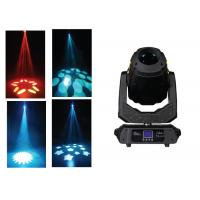 Professional 280W LED Moving Head Light White Touch Screen LCD Digtial Display Manufactures