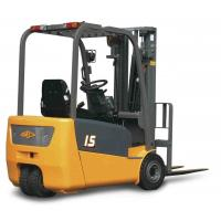 China 1.3 Ton AC Electric heavy duty Forklifts Truck Curtis Control CE Mark on sale