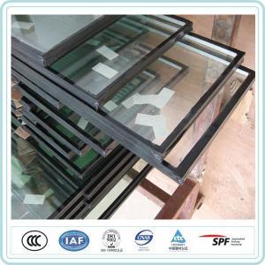 Custom Laminated Glass Energy Saving Saint Goban Low-e Insulated Glass